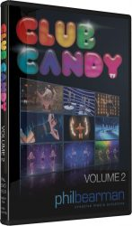 Club Candy TV Volume 2 - Packshot