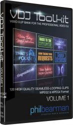 VDJ Toolkit Volume 1 - Packshot